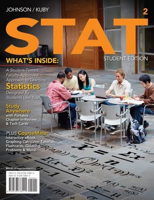 STAT 2 [with Review Cards, CourseMate, WebAssign 1-Term Access Code, & Smart Guide]
