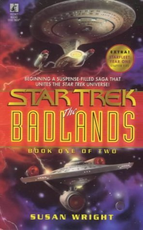 The Badlands, Book One of Two by Susan   Wright