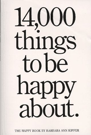 14000 Things To Be Happy About Book Pdf
