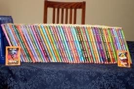 Goosebumps Collection (Books 1-30)