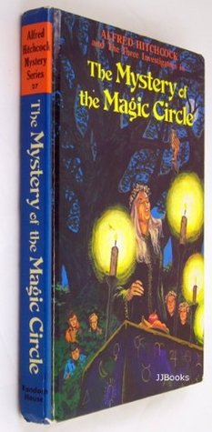 The Mystery of the Magic Circle by M.V. Carey
