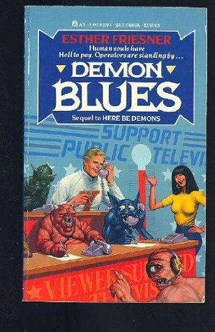 Demon Blues (Demons, #2)