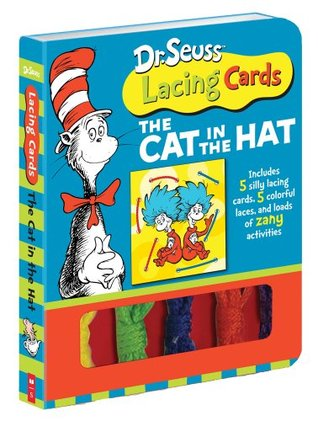 The Dr. Suess Lacing Cards: The Cat in the Hat (Dr. Seuss Novelty Se)