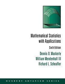 Mathematical Statistics with Applications (Mathematical Statistics