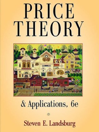 Price Theory and Applications with Economic Applications