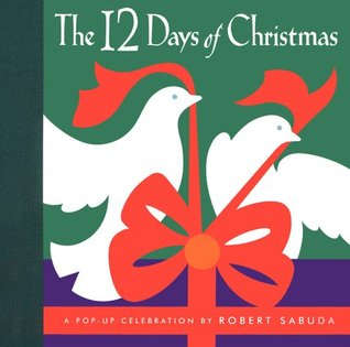 820692 - 12 Days Of Christmas Book