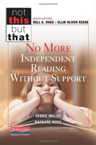 No more independent reading without support by barbara moss fandeluxe Gallery