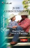 The Rancher Takes a Family by Judy Christenberry