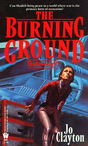 The Burning Ground (Diadem: Shadowsong, #2)