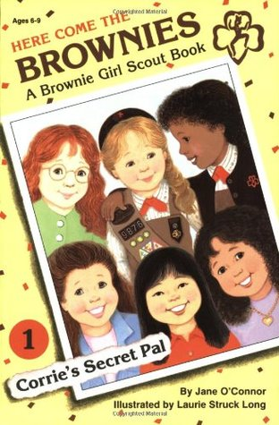 Corrie's Secret Pal (Here Come the Brownies, #1)