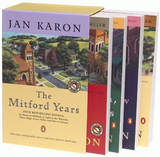 The Mitford Years: At Home in Mitford / A Light in the Window / These High, Green Hills / Out to Canaan (The Mitford Years #1-4)
