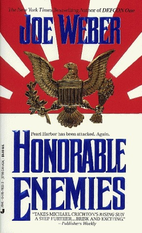 Honorable Enemies (Steve Wickham, #3)