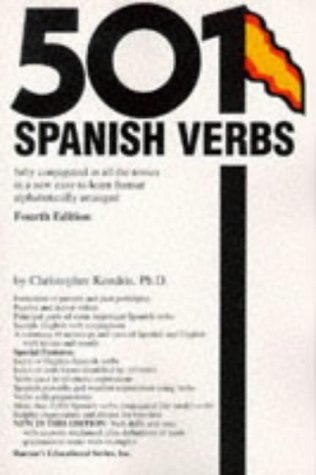 501 Spanish Verbs: Fully Conjugated in All the Tenses in a New Easy-To-Learn Format Alphabetically Arranged EPUB