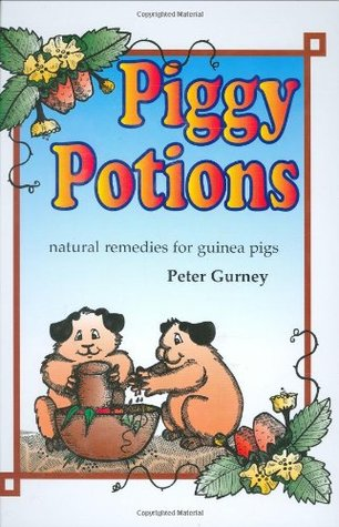 Piggy Potions: Natural Remedies for Guinea Pigs