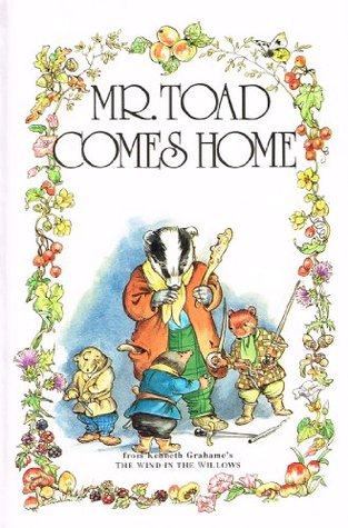 Mr. Toad Comes Home