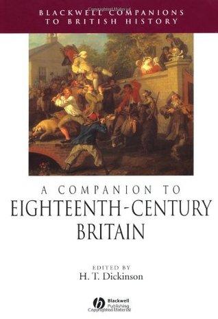 A Companion to Eighteenth-Century Britain FB2 PDF por Harry Dickinson