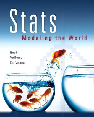 Stats: Modeling the World