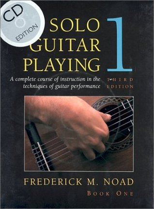 Solo Guitar Playing: Book 1