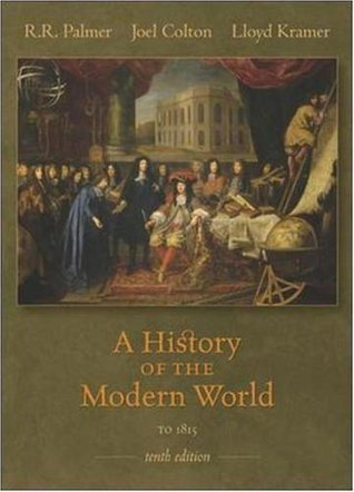 A History of the Modern World to 1815