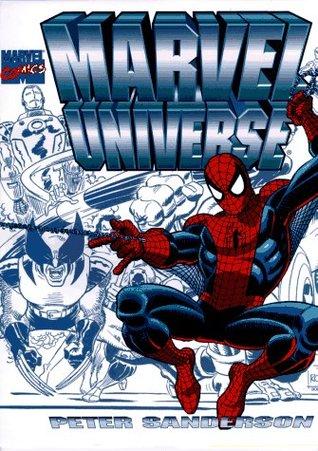 Marvel Universe by Peter Sanderson