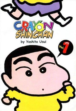 crayon shinchan by yoshito usui