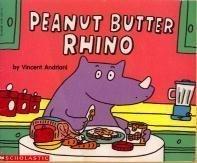 Peanut Butter Rhino