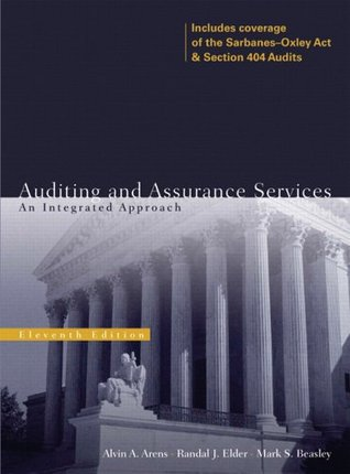 Auditing and assurance services an integrated approach by alvin a auditing and assurance services an integrated approach other editions enlarge cover 941865 fandeluxe Image collections