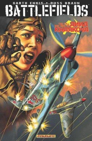 Battlefields, Volume 8: The Fall And Rise Of Anna Kharkova