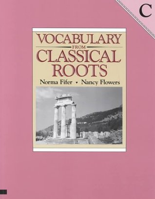 Vocabulary from Classical Roots C Studen...