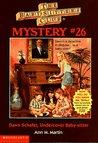Dawn Schafer, Undercover Baby-sitter (Baby-Sitters Club Mystery, #26)