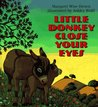Little Donkey Close Your Eyes by Margaret Wise Brown