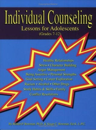 Individual Counseling, Lessons for Adolescents Descarga gratuita del libro para torrent