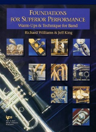 W32BN - Foundations for Superior Performance Warm-ups & Technique for Band: Bassoon