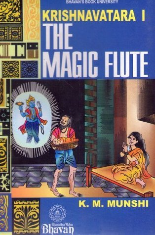 The Magic Flute (Krishnavatara #1)