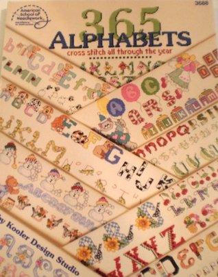 365 Alphabets: Cross-Stitch All Through the Year