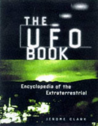 The UFO Book by Jerome Clark
