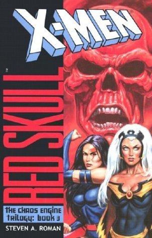 X-Men/Red Skull by Steven A. Roman