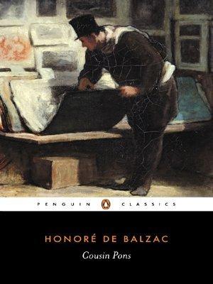 Cousin Pons by Honoré de Balzac
