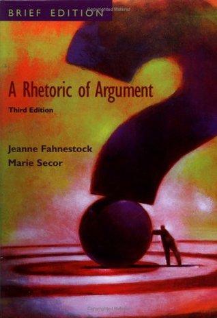 A Rhetoric of Argument: Brief Edition