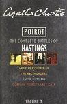 Poirot: The Complete Battles of Hastings, Vol. 2 (Hercule Poirot & Arthur Hastings Omnibus, #2)