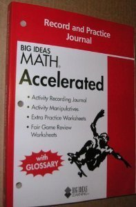 Big Ideas Math: Record & Practice Journal Accelerated Grade 7