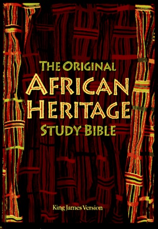 Original African Heritage Study Bible-KJV
