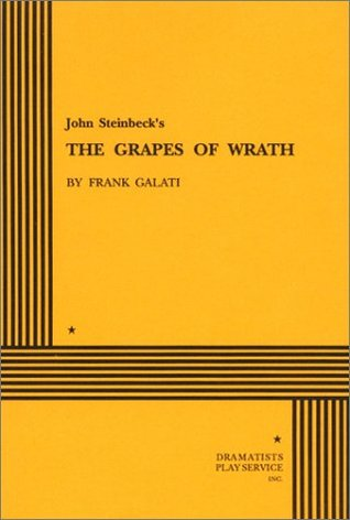 an analysis of the concept of selfishness to altruism in the novel the grapes of wrath by john stein