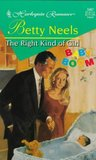 The Right Kind of Girl by Betty Neels