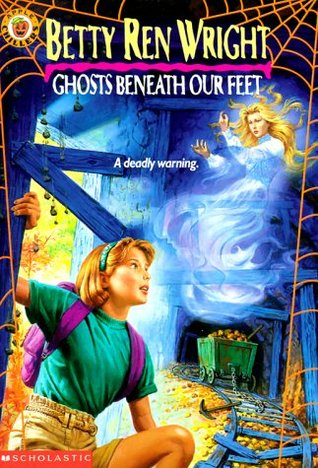 Ghosts Beneath Our Feet by Betty Ren Wright
