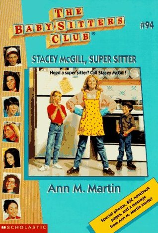Stacey McGill, Super Sitter (The Baby-Sitters Club, #94)