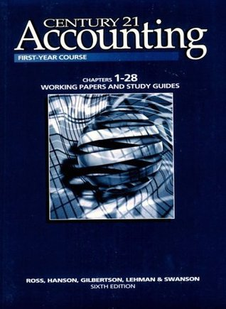 Century 21 Accounting Working Papers