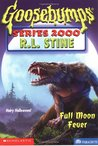 Full Moon Fever by R.L. Stine