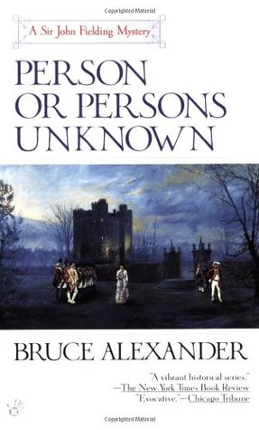 Person or Persons Unknown (Sir John Fiel...