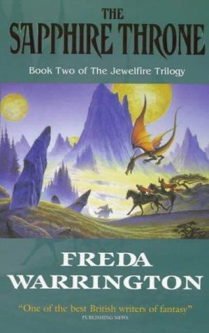 The Sapphire Throne by Freda Warrington